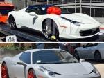 Kylie Jenner-Thanks Tyga for the Ferrari