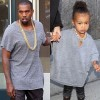 North West Daddy's Exact Look