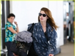 Ashley Greene Airport Look