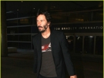 Keanu Reeves Returned After Quick Europe Trip
