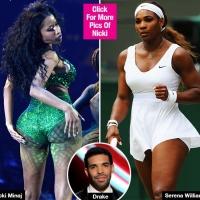 Nicki Minaj Warns Serena Williams