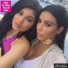 Kylie Jenner Forgives Kim For Lip Fillers