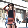Top Street Style Fashion from Paris Fashion Week