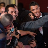 Ronaldo Movie Premiere in Londo