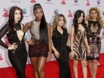 Fifth Harmony in Sizzles and Sexy Dress At 2015 Latin Grammy Awards