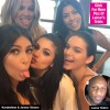 Kardashian's Celebrate Lamar Odom's Birthday At Hospital
