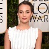 Alicia Vikander Has the Sweetest Reaction to Her Oscar Nomination