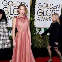 Golden Globes Awards Red Carpet Pictures 2016