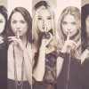 "Troian Bellisario, Lucy Hale, Ashley Benson, and Shay Mitchell ""Pretty Little Liars"" Girls in Photos"
