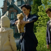 First Suspense Trailer of Miss Peregrine's Home Releases
