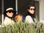 Kourtney Kardashian Gets Back with Scott Disick. Almost Kiss In New Video