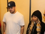 Blac Chyna & Rob Kardashian: The Solemn Promise She Made To His Dad At His Gravesite