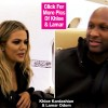KUWTK Khloe Kardashian Reveals She'd Marry Lamar Odom A Second Time