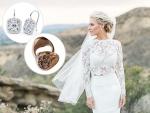 Morgan Stewart two Piece Wedding Dress Was an Accident