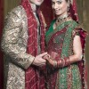 Beautiful Glimpses of Lahore Bridal Fashion Week