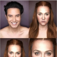 Makeup Artist Can Make Himself Like Game of Thrones Actress