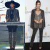 Keke Palmer, Alessandra Ambrosio and Hannah Davis Shine in Baja East and More Matching Celebs Style Showdown