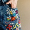 Embroidery Trend Fall Fashion Gucci