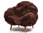 Sushi Sofas by Campana Brothers of Brazil