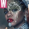 Rihanna and Steven Klein for W Magazine Covers