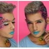 Lisa Frank Leopard-Inspired Makeup