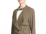 Chic Fall Trenches in Budget
