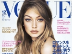 Gigi Hadid Best Cover for Vogue Japan December