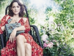 Latest Lady Dior Campaign at Christian Diors Birthplace