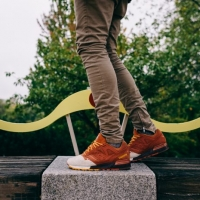Pumpkin Spice Lattes Now Come in Sneaker Form