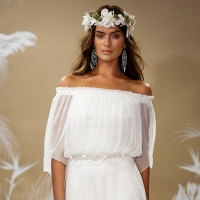 Makeup Looks form Bridal Fashion Week 2016