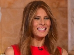 Melania Trump New First Lady of the United States