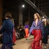Colorful Fashion Week starts in Swedish capital Stockholm