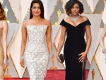 All Best Looks From the 2017 Oscars Red Carpet