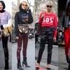 Spring Vinyl and Patent Leather Trend 2017