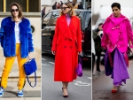 Bold Runway-Approved Color Combos must Try
