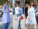 Ruffle Trend 2017 for this Seasons