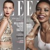 Six Gorgeous Models on Cover of ELLE Swimsuit