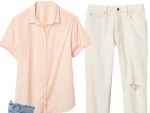 5 Summer Ready button down Blouses