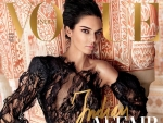 Vogue India 10th Anniversary Cover by Kendall Jenner