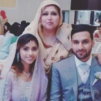 Zaid Ali Reception Pictures