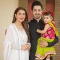 Danish Taimoor And Ayeza Khan's Latest Family Photoshoot