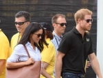 Prince Harry and Meghan Markle Joint Appearance