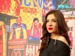 Ayesha Omar in Maybelline New York Fashion Week