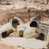Under Ground Houses in Tunisia