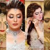 Latest and Stunning Pakistani Bridal Hairstyles 2018