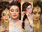 Latest and Stunning Pakistani Bridal Hairstyles 2018