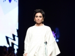 Sania Maskatiya Pret Collection at Sunsilk Fashion Week 2018