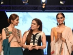 Natasha Kamal Ebru Collection At Pfw 2018