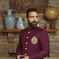 Shameel Khan Fall/Winter Collection Royal Wedding Collection