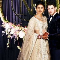 PM Moodi in Priyanka Jones Wedding Reception